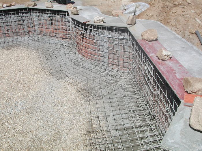 Construcci n piscinas hormig n en m laga piscinas m laga for Construccion de piscinas temperadas