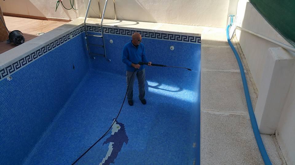 Piscinas con gresite blanco piscina de piscinas con - Piscina gresite blanco ...