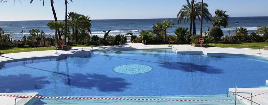 Traemos el mejor mantenimiento de piscinas en m laga for Construccion de piscinas en malaga