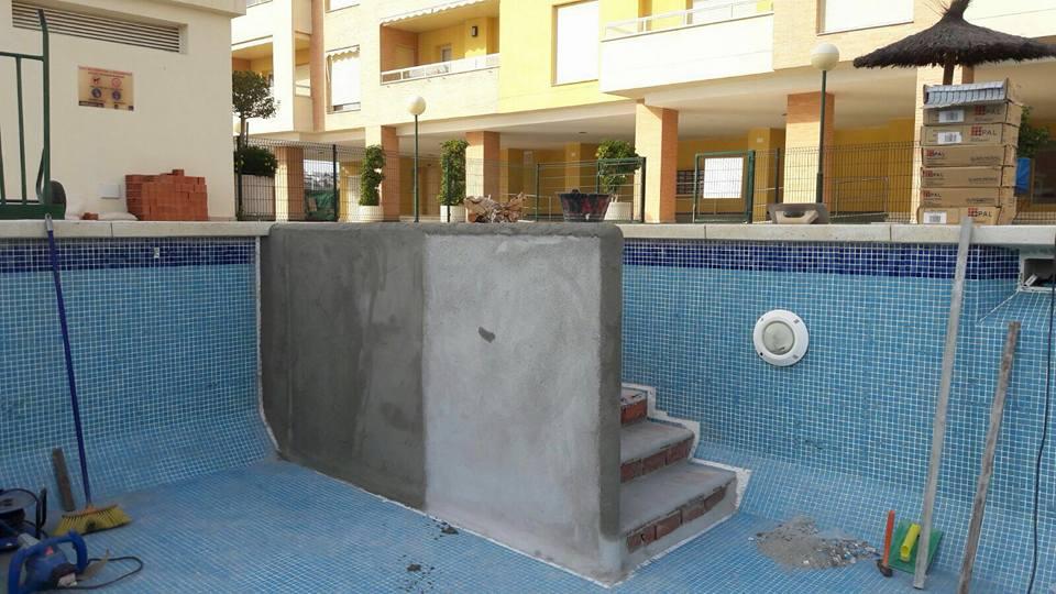 empresa reparacion piscinas malaga