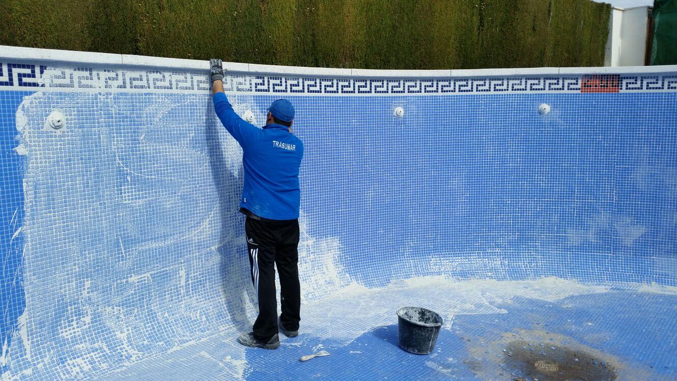 reparar fugas agua piscinas malaga